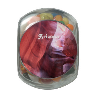 Arizona Canyon Glass Jars