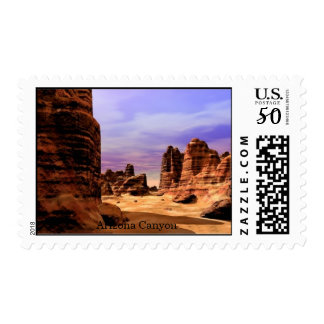 Arizona Canyon stamp, Arizona Canyon Postage