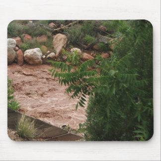 Arizona Canyon Waters - Southwest Outdoors Mouse Pad