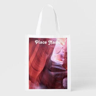 Arizona Canyon Grocery Bag