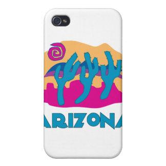 Arizona Cartoon 4  iPhone 4 Cases