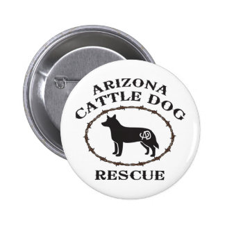 Arizona Cattle Dog Rescue Pin