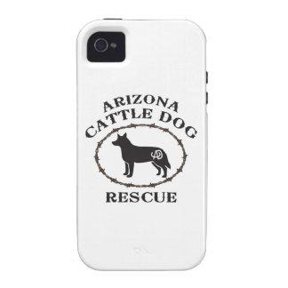 Arizona Cattle Dog Rescue iPhone 4 Case