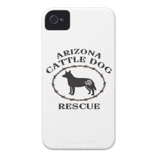 Arizona Cattle Dog Rescue Case-Mate iPhone 4 Case