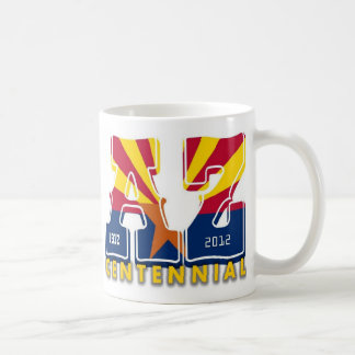 Arizona Centennial Coffee Mug