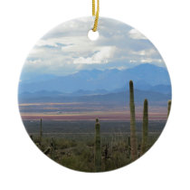 Arizona Ceramic Ornament
