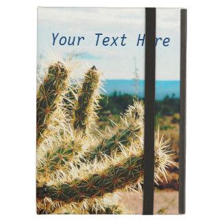 Arizona Closeup of a Cactus Cover For iPad Air