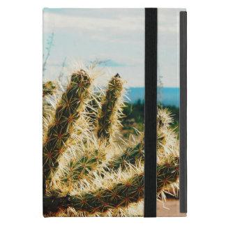 Arizona Closeup of a Cactus Covers For iPad Mini