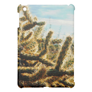 Arizona Closeup of a Cactus iPad Mini Cover