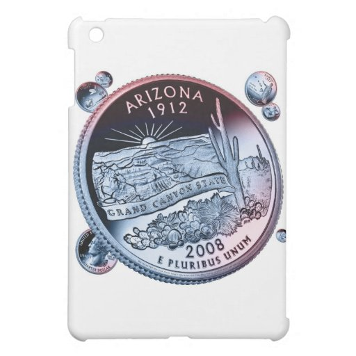 Arizona coin - handful cover for the iPad mini