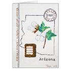 Arizona Cotton Card