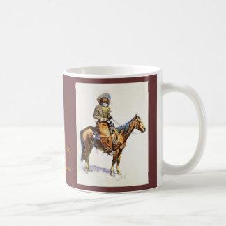 Arizona Cowboy Remington Fine Art Mug
