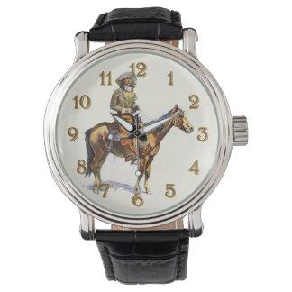 Arizona Cowboy Remington Wrist Watch