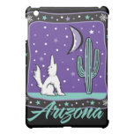 Arizona Coyote Cartoon  iPad Mini Cover