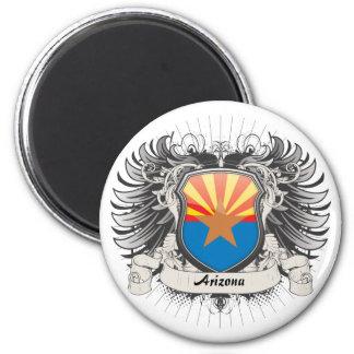 Arizona Crest Refrigerator Magnets