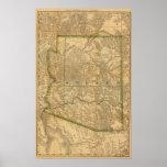 Arizona de McNally del rand Póster