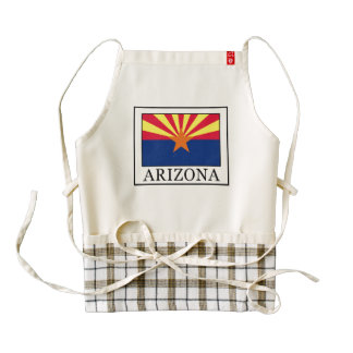 Arizona Delantal Zazzle HEART