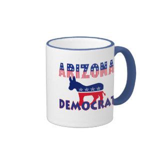 Arizona Democrat Coffee Mug