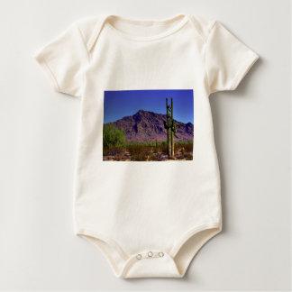 Arizona Desert Baby Bodysuit