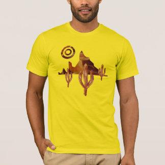 ARIZONA DESERT BACON SAGUARO CACTUS T-Shirt