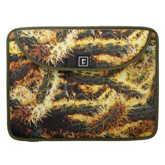 Arizona Desert Cactus Sleeves For MacBooks