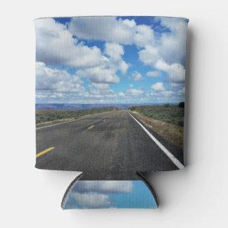 Arizona Desert Road in the southwestern U.S. Can Cooler