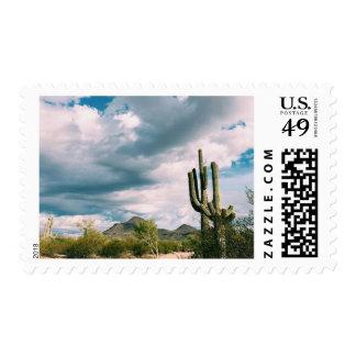 Arizona Desert Saguaro Cacti Postage
