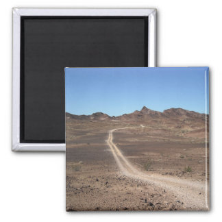 Arizona Desert Trail Magnet Magnet