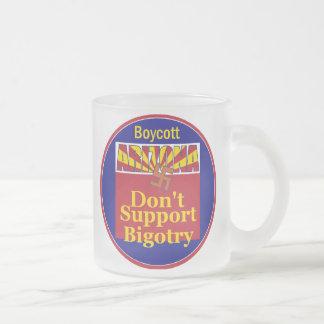 Arizona Don't Support Bigotry Mug