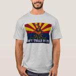 Arizona: Don't Tread on Me (Clean) T-Shirt