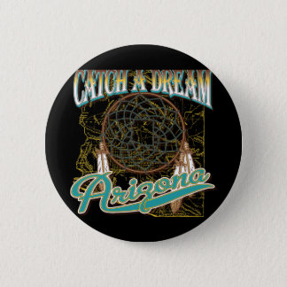 Arizona Dream Catcher Button