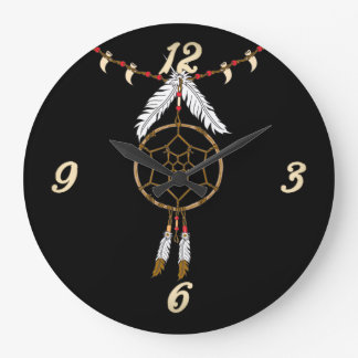 Arizona Dream Catcher Choker Wall Clock