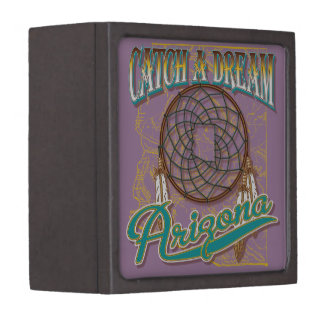 Arizona Dream Catcher Premium Trinket Box