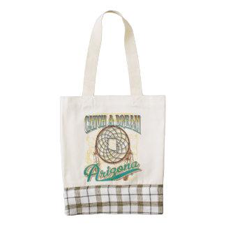 Arizona Dream Catcher Zazzle HEART Tote Bag