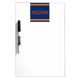 Arizona Dry Erase Board with Pen