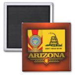 Arizona (DTOM) 2 Inch Square Magnet