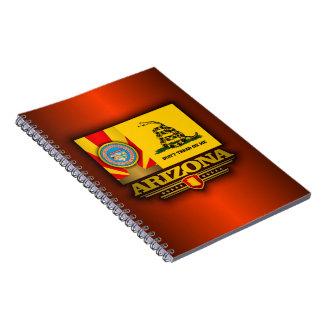 Arizona (DTOM) Spiral Notebook