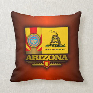 Arizona (DTOM) Throw Pillow
