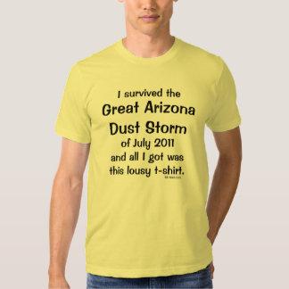 Arizona Dust Storm T-Shirt