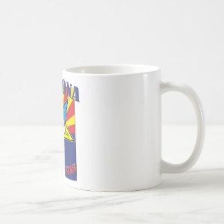 Arizona Eastern Star State Flag Coffee Mug