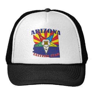 Arizona Eastern Star State Flag Trucker Hat