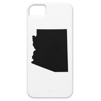 Arizona en negro iPhone 5 Case-Mate cárcasas