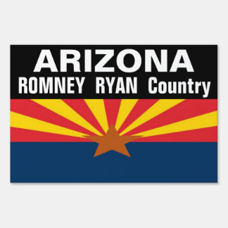 ARIZONA es muestra del país de Romney Ryan