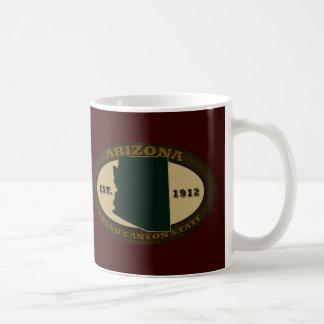 Arizona Est. 1912 Coffee Mug