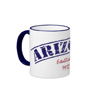 Arizona Established Ringer Mug
