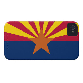 Arizona Flag Barely There iPhone 4 Case