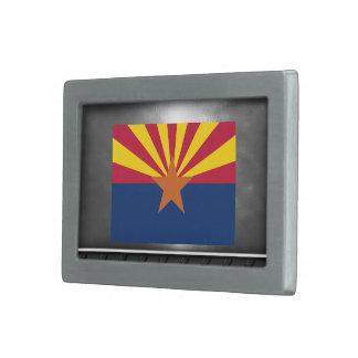 Arizona Flag Belt Buckles