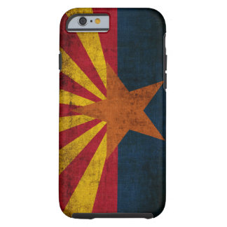 Arizona Flag Tough iPhone 6 Case