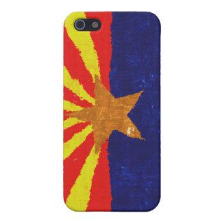 ARIZONA FLAG CASE FOR iPhone SE/5/5s