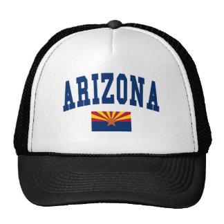 Arizona Flag Hats